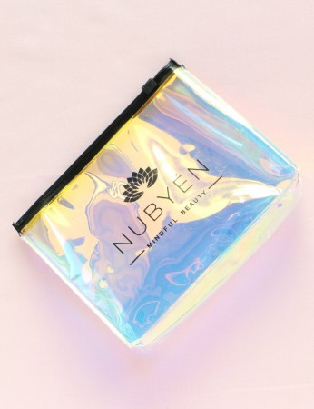 Shakara Holographic Beauty Bag
