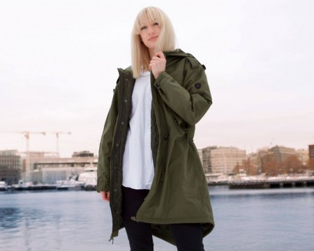 Sollbury City Parka