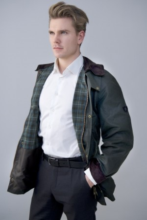 Sollbury Original English Wax Jacket