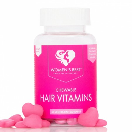 Women's Best - Chewable Hair Vitamins - NY